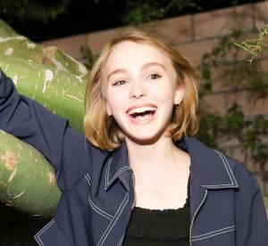 Lily-Rose Depp : sortie très festive pour l'ado... Et sans Vanessa Paradis !