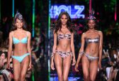 Calzedonia summer show 2015 : des mannequins endiablés en bikini sexy