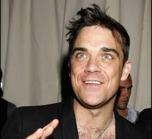 Robbie Williams en 2009, époque bourreau des coeurs.
