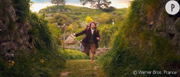 "Martin Freeman dans ""Le Hobbit : un voyage inattendu""."