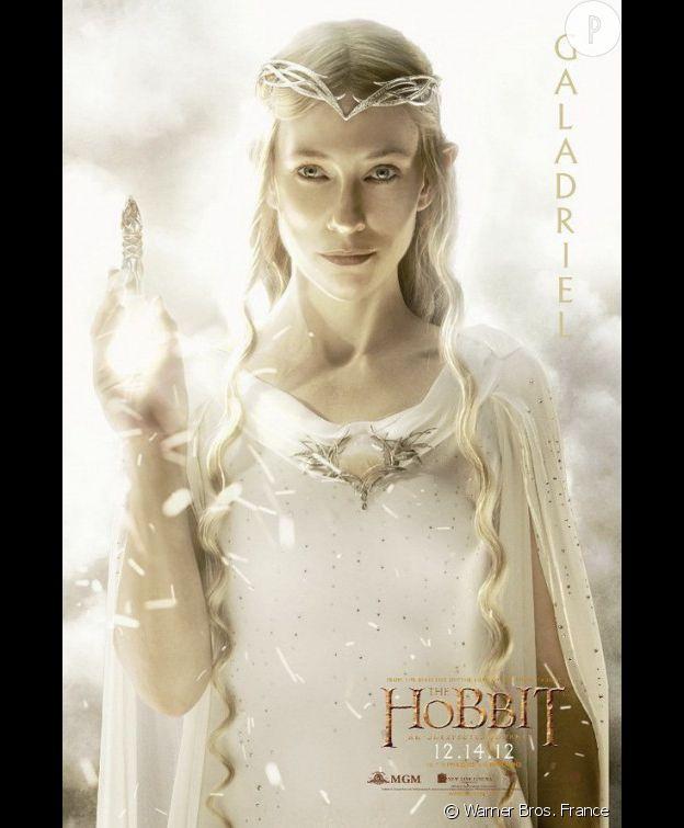 """Cate Blanchett dans """"Le Hobbit : un voyage inattendu"""""""