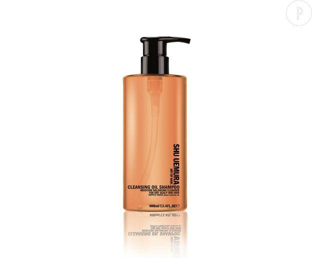 Shampooing huile hydratant rééquilibrant de Shu Uemura Art of Hair