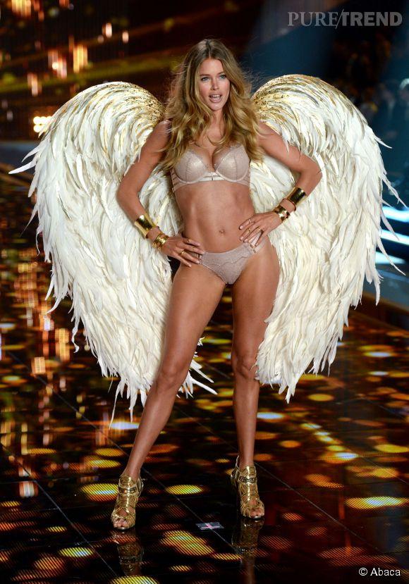 Doutzen Kroes a longtemps été l'un des Anges de Victoria's Secret. Pas besoin de demander pourquoi !