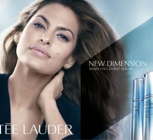 Eva Mendes : la splendide quadra devient nouvelle égérie Estée Lauder