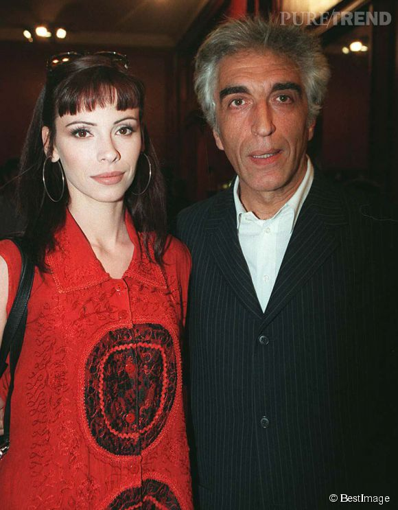 Mathilda May et Gérard Darmon ont eu deux enfants, Sarah et Jules.
