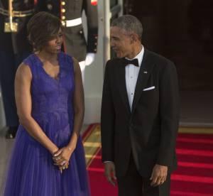 Michelle Obama : une journée, deux looks et (encore) une nouvelle coupe