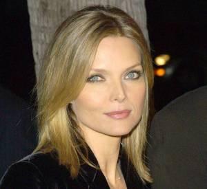 """Michelle Pfeiffer, superbe à la première de """"I Am Sam"""" en 2001."""
