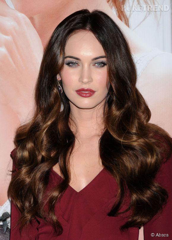 Megan Fox a abandonné son châtain lumineux...