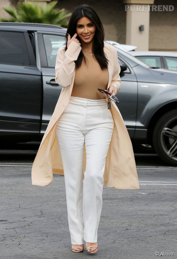 Kim Kardashian Souhaiterait Donner Un Coup De Main Son
