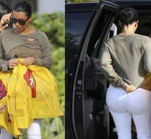 Kim Kardashian, Amber Rose, Coco : Top 10 des plus gros fessiers de stars