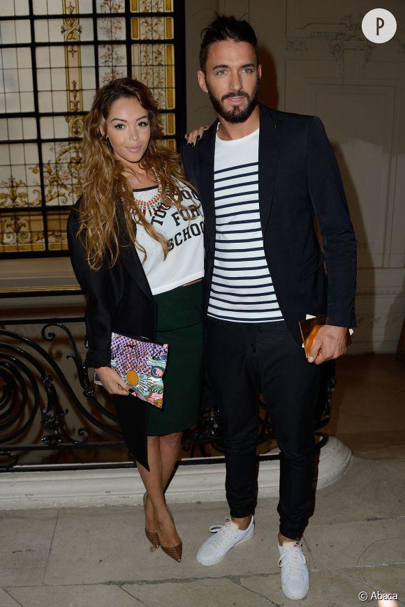Nabilla Benattia et Thomas Vergara, toujours aussi amoureux malgré la séparation.