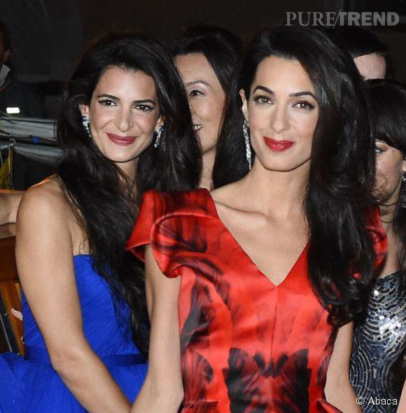 Des soeurs jumelles ? Même pas.