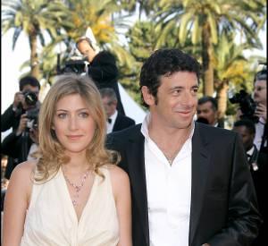 Patrick Bruel et Amanda Sthers, son ex-épouse.