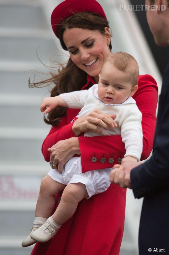 Kate compte élever ses enfants dans le confort.