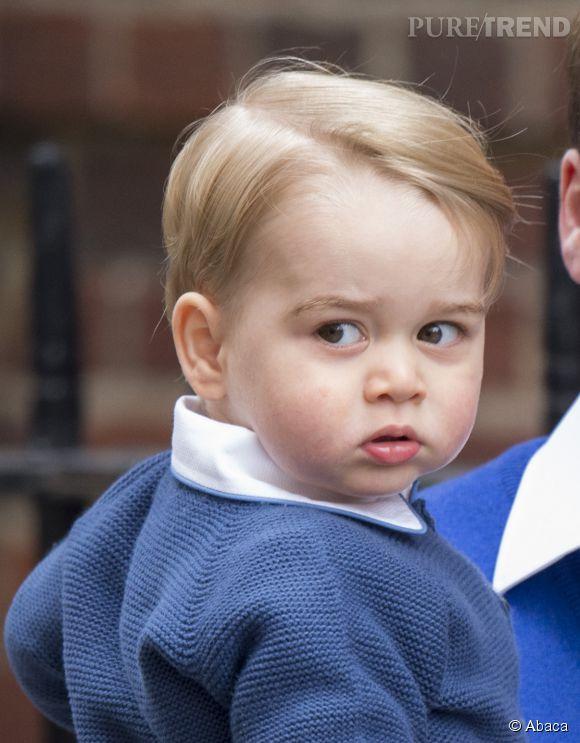 George partagera-t-il sa poussette avec Charlotte ?