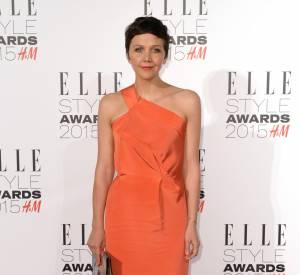 Maggie Gyllenhaal faisait des merveilles aux ELLE Style Awards 2015.