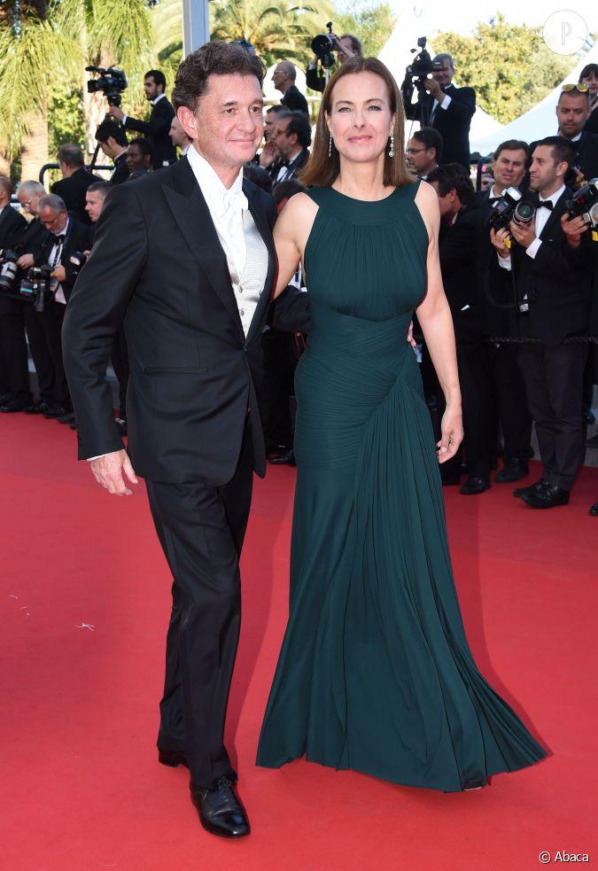 Carole bouquet et son compagnon philippe sereys de rothschild - Damien thevenot et son compagnon ...