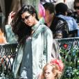 Kourtney Kardashian sait aussi être jolie en tenue décontractée