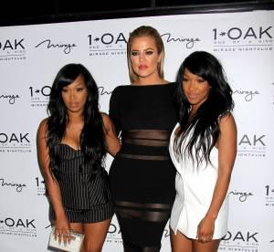 Khloe Kardashian : moulée et alcoolisée, elle fait des siennes à Vegas !