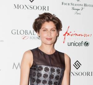 Laetitia Casta, Eva Longoria, Laury Thilleman : les beautés du Global Gift Gala