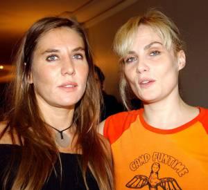 Emmanuelle et Mathilde Seigner en 2003.