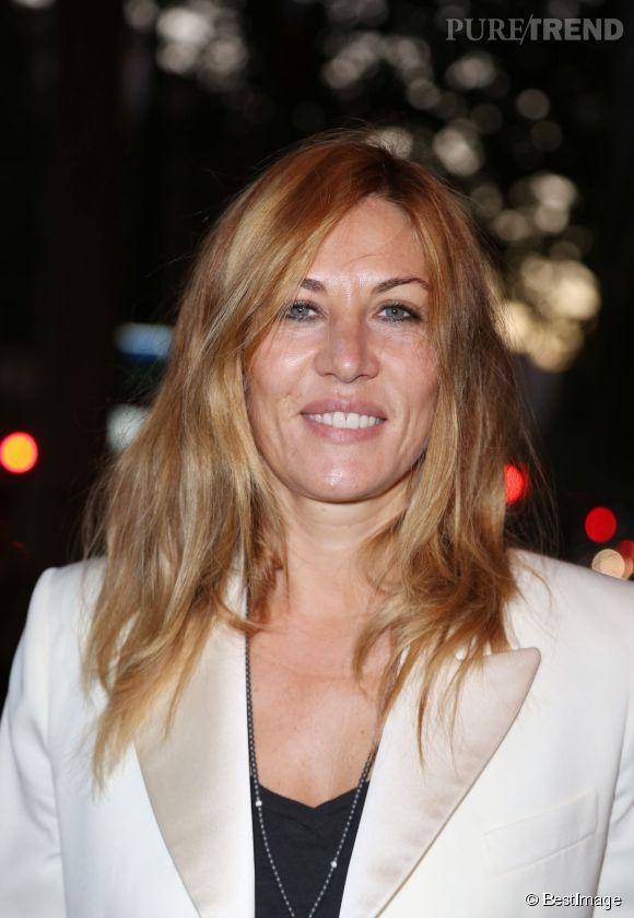 """Mathilde Seigner, l'insoumise, est sur """"Le Divan"""" de Marc-Olivier Fogiel ce mardi 26 mai 2015, sur France 3 dès 23h10."""