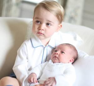 Kate Middleton : Charlotte et George premières photos officielles