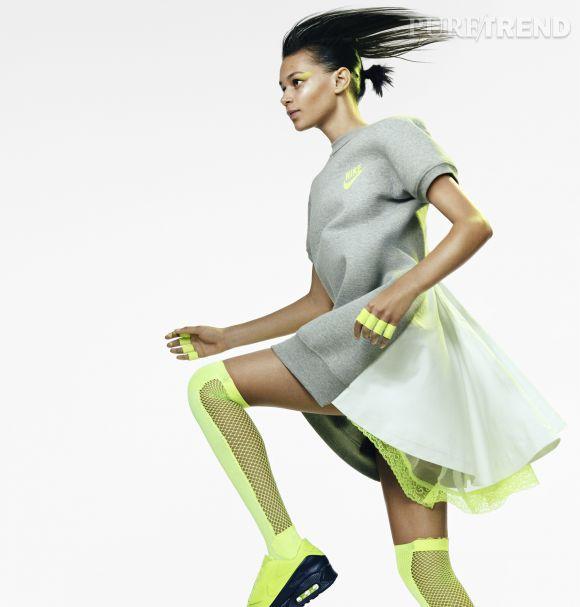 Nike x Sacaï, la collection estivale 2015.
