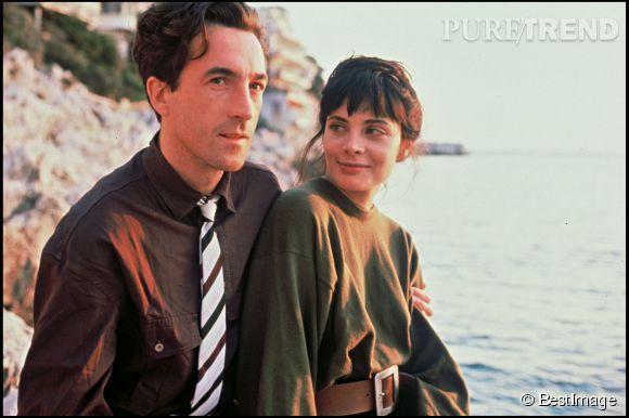 François Cluzet et Marie Trintignant. Ils se sont aimés pendant cinq ans et on eu un fils, Paul, né en 1992.