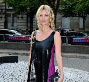 Kate Moss : toujours plus glamour et sexy au Miu Miu Club