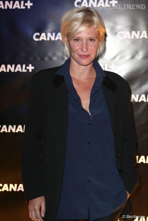 """Exit Antoine de Caunes et """"Le Grand Journal"""", c'est désormais Maïtena Biraben qui assurera la présentation de l'émission quotidienne de  Canal."""