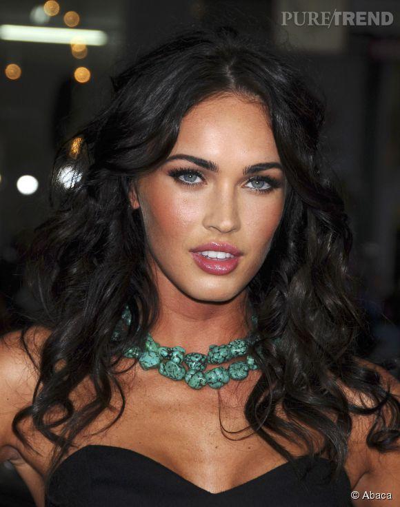 Megan Fox va mettre un peu de temps à se démaquiller... Ah moins qu'elle ne soit accro aux UV ?