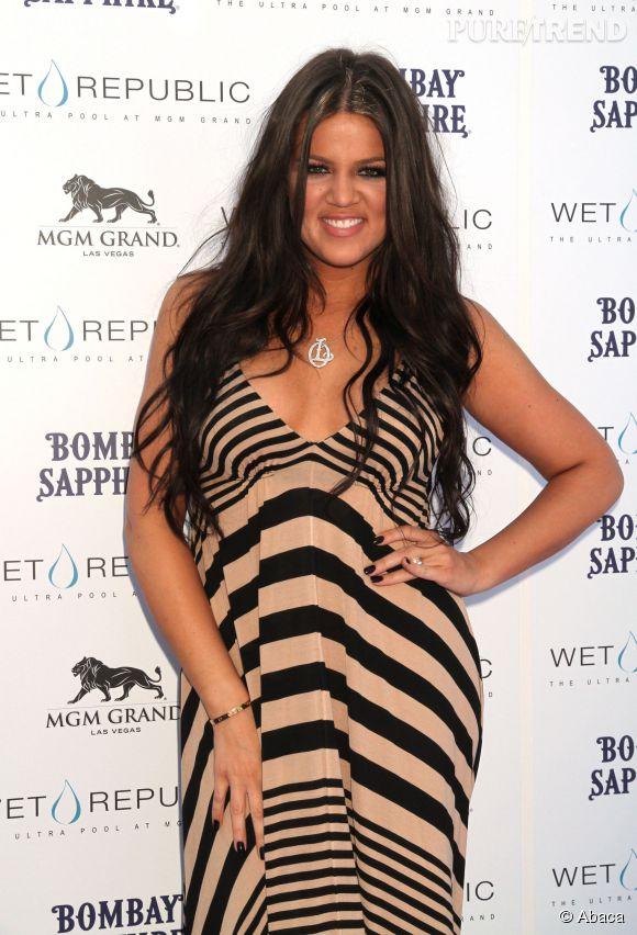 Attention, bronzée ne veut pas dire orange. Khloe Kardashian aurait du le savoir !