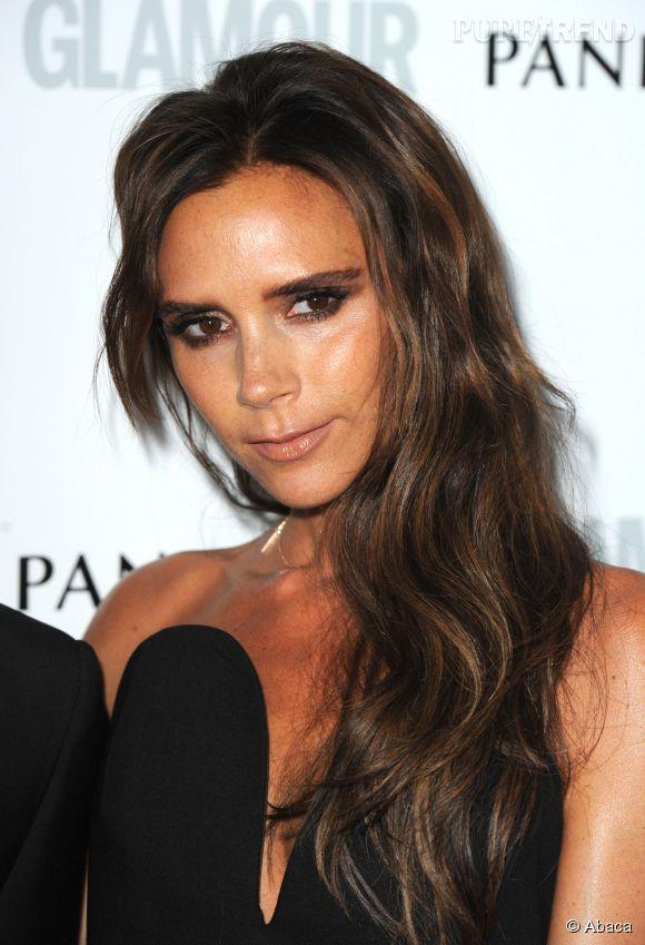 Victoria Beckham, grande adepte du bronzage artificiel.