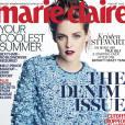 Kristen Stewart dit tout sur son passé dans le numéro d'août de  Marie Claire .