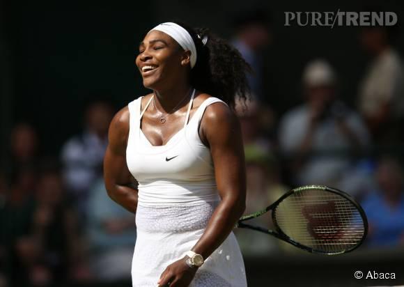 Serena Williams, numéro 1 mondiale du tennis féminin.