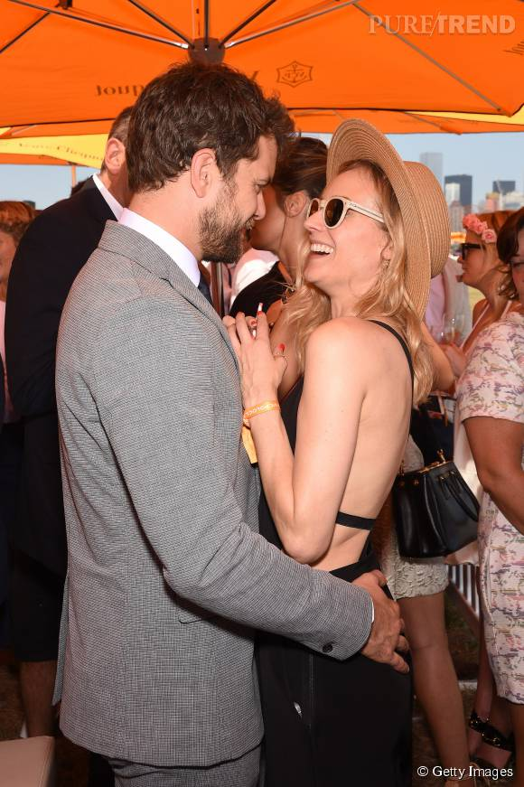 Diane Kruger et Joshua Jackson, en couple depuis neuf ans, et toujours aussi amoureux.