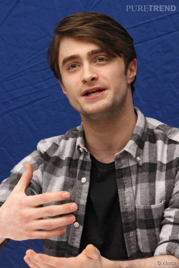 c3a608b316e7 Daniel Radcliffe en mode décontracté et plutôt sexy on l avoue ...