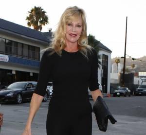 Melanie Griffith : à 57 ans, elle affiche une silhouette de midinette