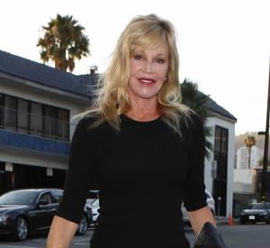 A bientôt 58 ans, Melanie Griffith affiche une silhouette de jeune fille.