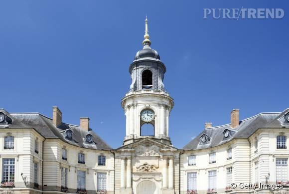 La place de la Mairie à Rennes.