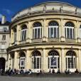 L'Opéra de Rennes.