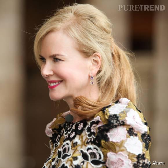 Nicole Kidman, beauté divine malgré la douleur.