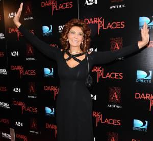 Sophia Loren : actrice iconique, elle brille sur le tapis rouge à 80 ans !