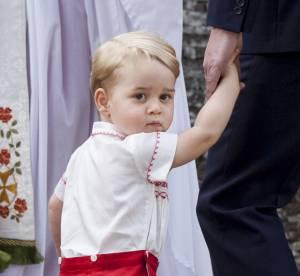 Prince George : 2 ans de succès en 15 photos trop mignonnes