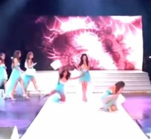 Miss Réunion 2015, le drame : Trois chutes qui font mal !