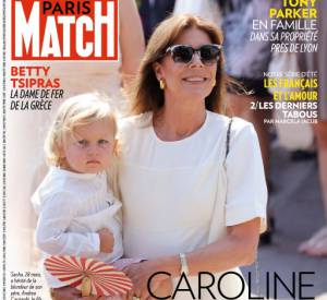 Tony Parker se confie sur son nouveau rôle de père dans les pages du magazine Paris Match.