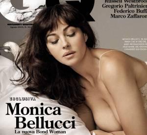 """Monica Bellucci : la première """"James Bond Woman"""" se dénude pour GQ Italie"""