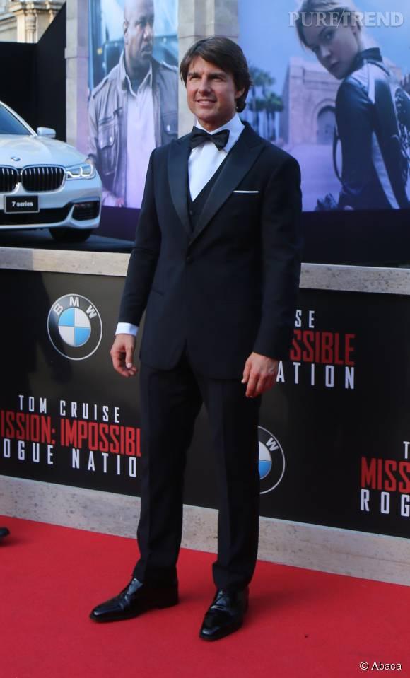 Tom Cruise a du mal à cacher son affection pour Katie Holmes, même après son divorce !