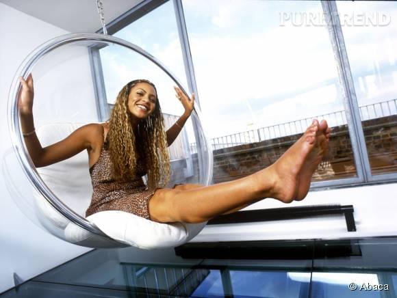 Beyoncé en 2000.